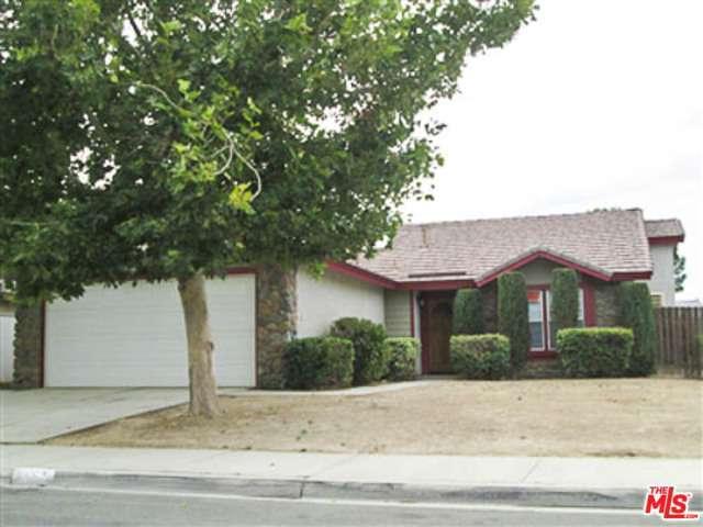 Rental Homes for Rent, ListingId:29281389, location: 2316 LIGHTCAP Street Lancaster 93535