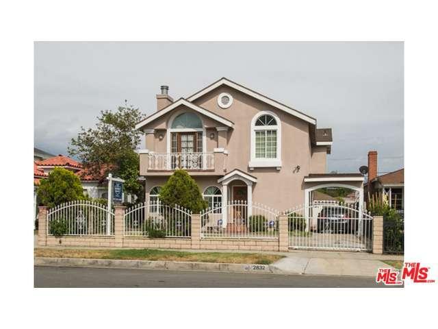 Rental Homes for Rent, ListingId:29281329, location: 2832 REYNIER Avenue Los Angeles 90034