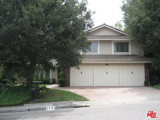 Rental Homes for Rent, ListingId:29330901, location: 2718 BASIL Lane Los Angeles 90077