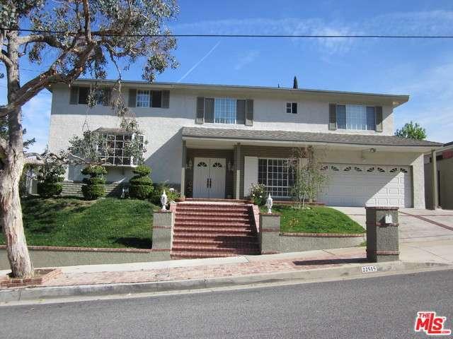 Rental Homes for Rent, ListingId:29381698, location: 22515 DARDENNE Street Calabasas 91302