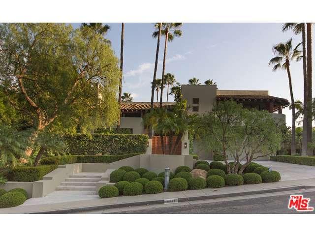 Rental Homes for Rent, ListingId:29445039, location: 3348 CLERENDON Road Beverly Hills 90210