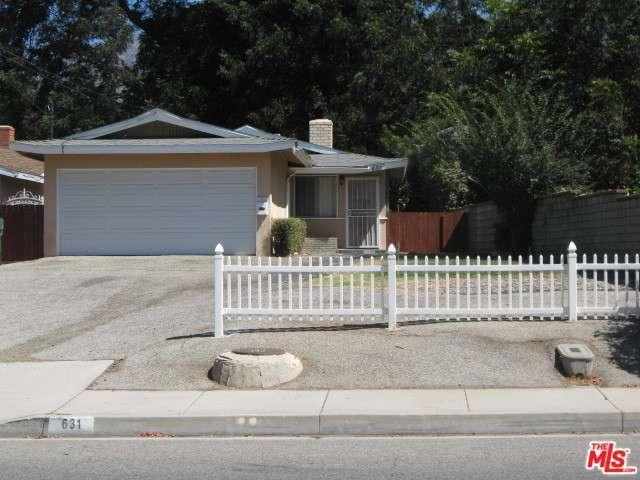 Rental Homes for Rent, ListingId:29762753, location: 631 East WOODBURY Road Altadena 91001