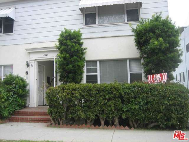 Rental Homes for Rent, ListingId:29542427, location: 410 CALIFORNIA Avenue Santa Monica 90403