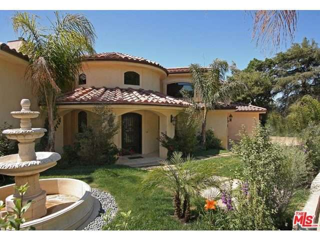 Rental Homes for Rent, ListingId:29558870, location: 14711 ROUND VALLEY Drive Sherman Oaks 91403