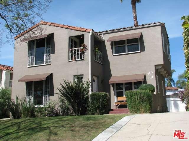 Rental Homes for Rent, ListingId:29762654, location: 1113 HIGHLAND Avenue Los Angeles 90019