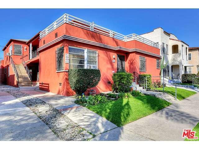 Rental Homes for Rent, ListingId:29865371, location: 415 North GARDNER Street Los Angeles 90036