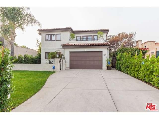 Rental Homes for Rent, ListingId:29951998, location: 729 North OGDEN Drive Los Angeles 90046