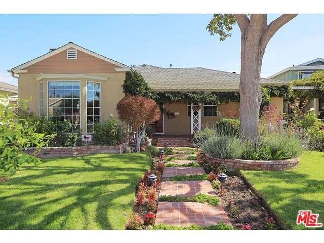 Rental Homes for Rent, ListingId:30036380, location: 8100 CROYDON Avenue Westchester 90045