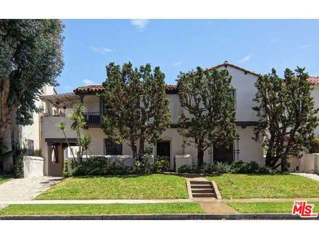 Rental Homes for Rent, ListingId:30175383, location: 228 ORANGE Drive Los Angeles 90036