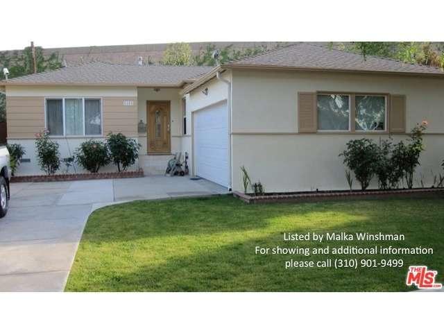 Rental Homes for Rent, ListingId:30175390, location: 5199 BERRYMAN Avenue Culver City 90230