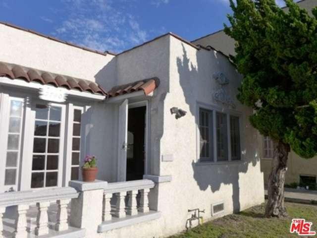 Rental Homes for Rent, ListingId:30229235, location: 2740 REDONDO Los Angeles 90016