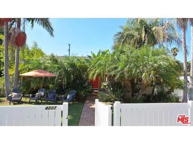 Rental Homes for Rent, ListingId:30263610, location: 4207 ALLA Road Los Angeles 90066