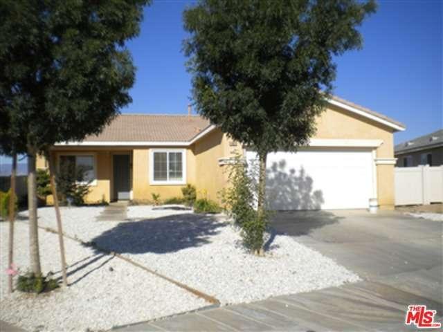 Rental Homes for Rent, ListingId:30263669, location: 11621 DESERT CROSSING Street Adelanto 92301