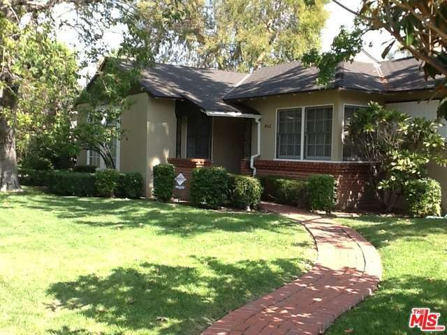 Rental Homes for Rent, ListingId:30297480, location: 4502 BEN Avenue Valley Village 91607