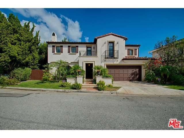 One of Beverly Glen 5 Bedroom Homes for Sale