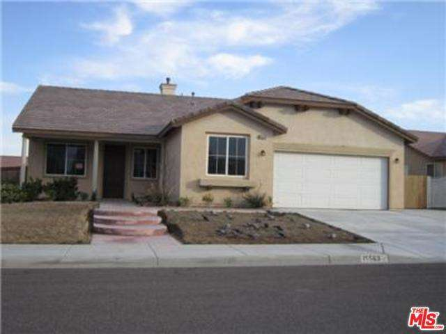 Rental Homes for Rent, ListingId:30344816, location: 15563 WAR ARROW Street Victorville 92394