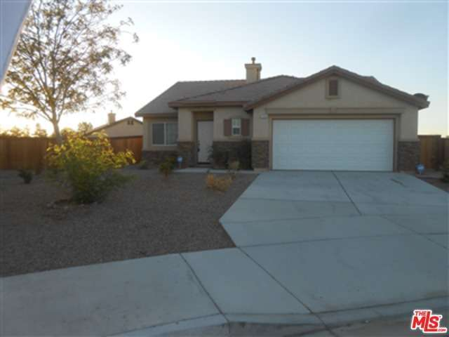Rental Homes for Rent, ListingId:30657253, location: 17725 TWISTER Court Adelanto 92301