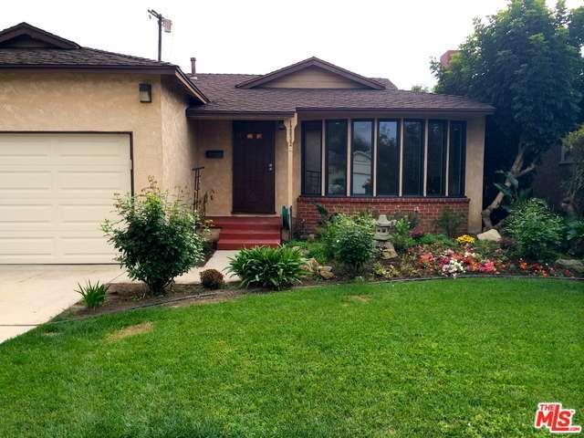 Rental Homes for Rent, ListingId:31046563, location: 12032 JUNIETTE Street Culver City 90230
