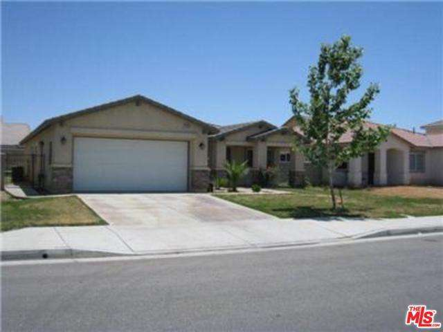 Rental Homes for Rent, ListingId:30668360, location: 45346 ROBINSON Drive Lancaster 93535