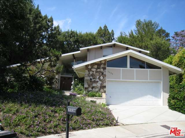 Rental Homes for Rent, ListingId:30668309, location: 2339 CHERYL Place Los Angeles 90049