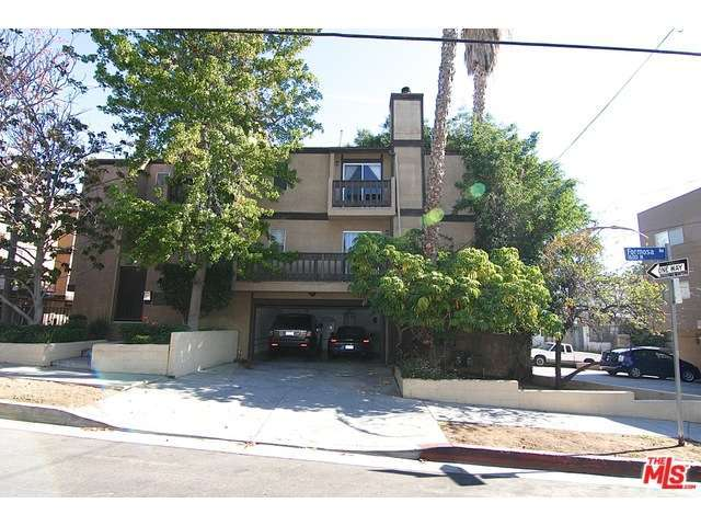 Rental Homes for Rent, ListingId:30772526, location: 1626 FORMOSA Avenue Los Angeles 90046
