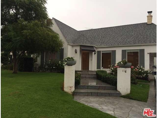 Rental Homes for Rent, ListingId:30854012, location: 116 North FULLER Avenue Los Angeles 90036