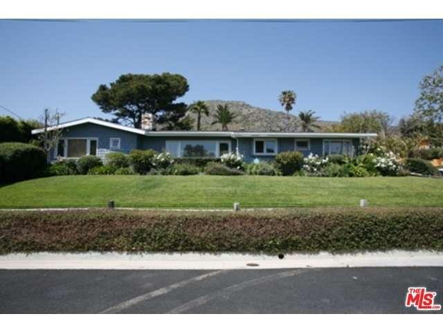 Rental Homes for Rent, ListingId:30879472, location: 31721 BROAD BEACH Road Malibu 90265