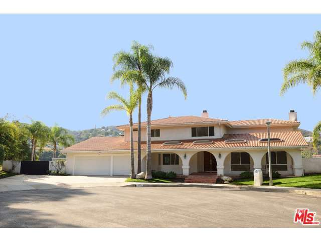 Rental Homes for Rent, ListingId:31024881, location: 3803 DIAMANTE Place Encino 91436