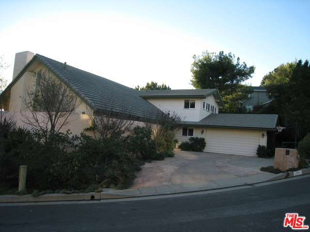 Rental Homes for Rent, ListingId:31187394, location: 2601 CORDELIA Road Los Angeles 90049