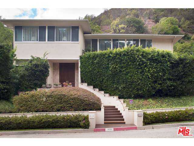 Rental Homes for Rent, ListingId:31187336, location: 955 CHANTILLY Road Los Angeles 90077