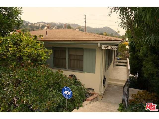 Rental Homes for Rent, ListingId:31187111, location: 3707 ARBOLADA Road Los Angeles 90027