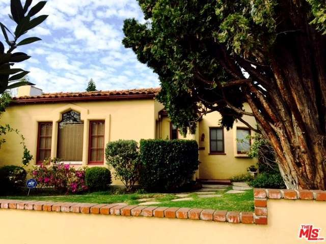 Rental Homes for Rent, ListingId:31261667, location: 1047 GRANT Street Santa Monica 90405