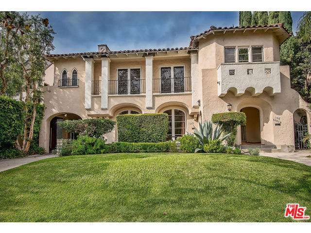 Rental Homes for Rent, ListingId:31247481, location: 109 South MANSFIELD Avenue Los Angeles 90036