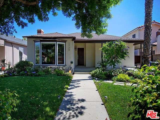 Rental Homes for Rent, ListingId:31337415, location: 1728 South CORNING Street Los Angeles 90035