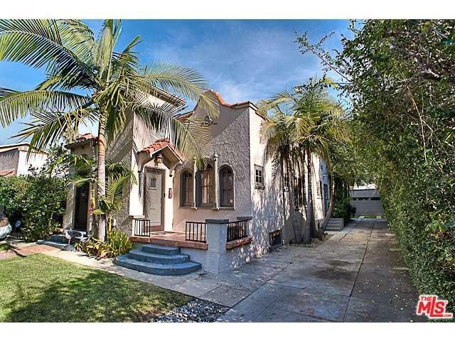 Rental Homes for Rent, ListingId:31247479, location: 848 STANLEY Avenue Los Angeles 90046