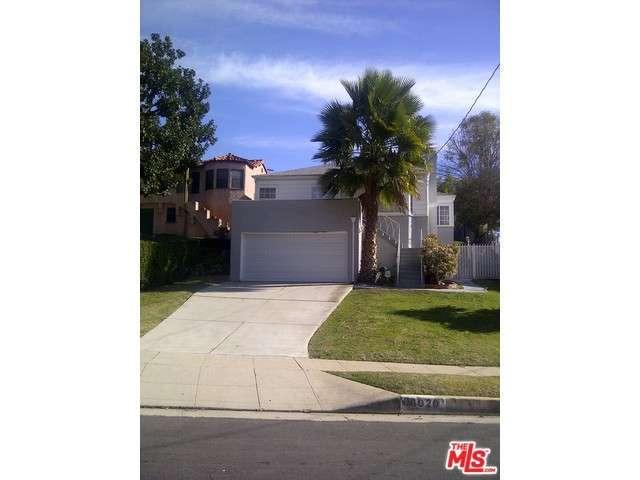 Rental Homes for Rent, ListingId:31351447, location: 6020 BUCKLER Avenue Los Angeles 90043