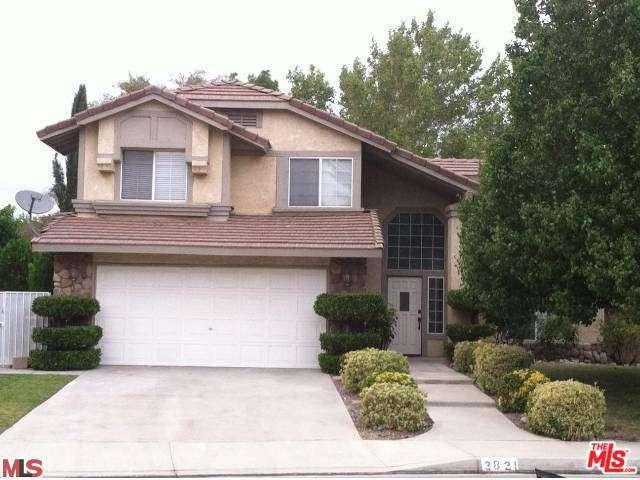 Rental Homes for Rent, ListingId:31384678, location: 3821 West AVENUE J5 Lancaster 93536