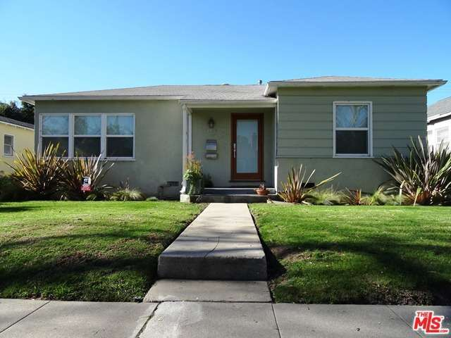 Rental Homes for Rent, ListingId:31426654, location: 4157 MINERVA Avenue Culver City 90230