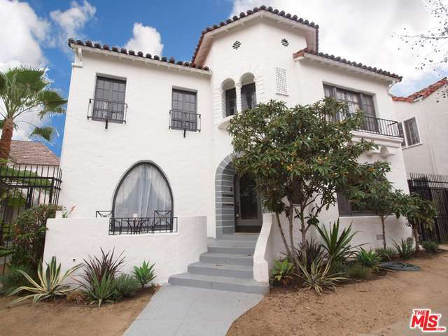 Rental Homes for Rent, ListingId:31482074, location: 449 North ORANGE GROVE Avenue Los Angeles 90036