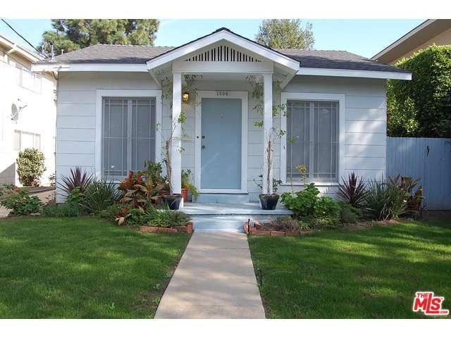 Rental Homes for Rent, ListingId:31518077, location: 1306 South CENTINELA Avenue Los Angeles 90025