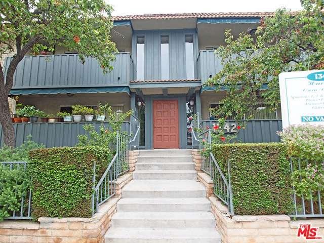 Rental Homes for Rent, ListingId:31587646, location: 1342 HARVARD Street Santa Monica 90404