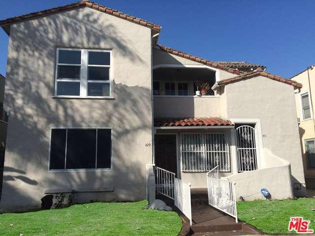 Rental Homes for Rent, ListingId:31587909, location: 429 North SIERRA BONITA Avenue Los Angeles 90036
