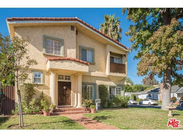 Rental Homes for Rent, ListingId:31667194, location: 4557 LONGRIDGE Avenue Sherman Oaks 91423