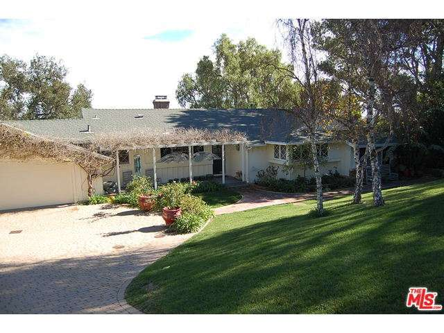 Rental Homes for Rent, ListingId:31667257, location: 29507 HARVESTER Road Malibu 90265