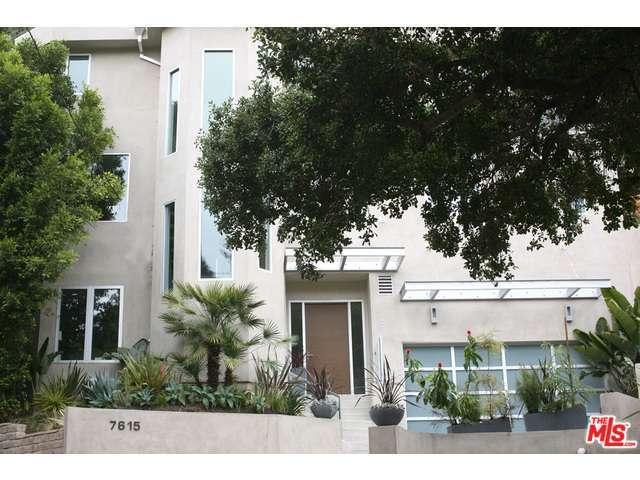 7615 Jalmia Pl, Los Angeles, CA 90046