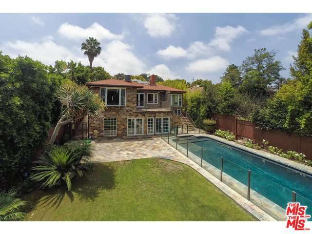 Rental Homes for Rent, ListingId:31798625, location: 2206 CANFIELD Avenue Los Angeles 90034
