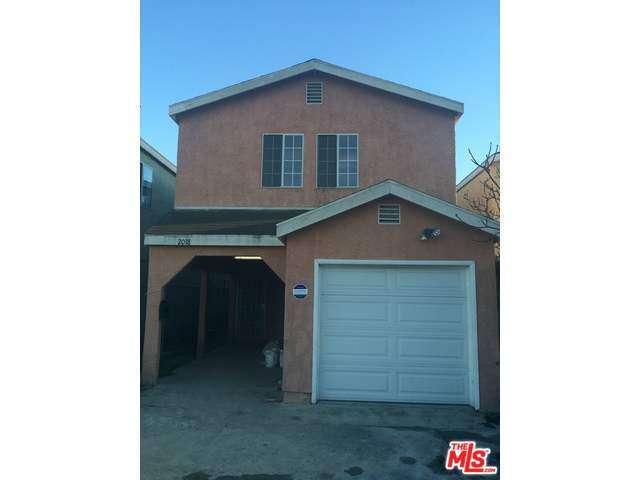 Rental Homes for Rent, ListingId:31798698, location: 2018 HATCHWAY Street Compton 90222