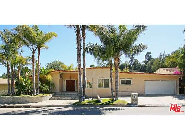 Rental Homes for Rent, ListingId:31898391, location: 761 North BUNDY Drive Los Angeles 90049