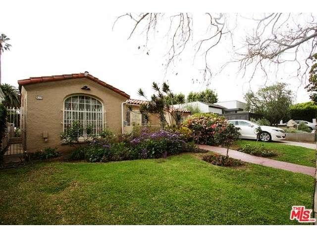 Rental Homes for Rent, ListingId:31964755, location: 617 North KILKEA Drive Los Angeles 90048