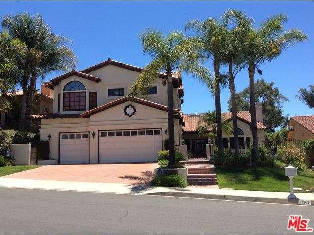Rental Homes for Rent, ListingId:32235020, location: 24362 PARK GRANADA Calabasas 91302